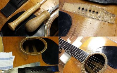 Restoration Martin Dreadnought