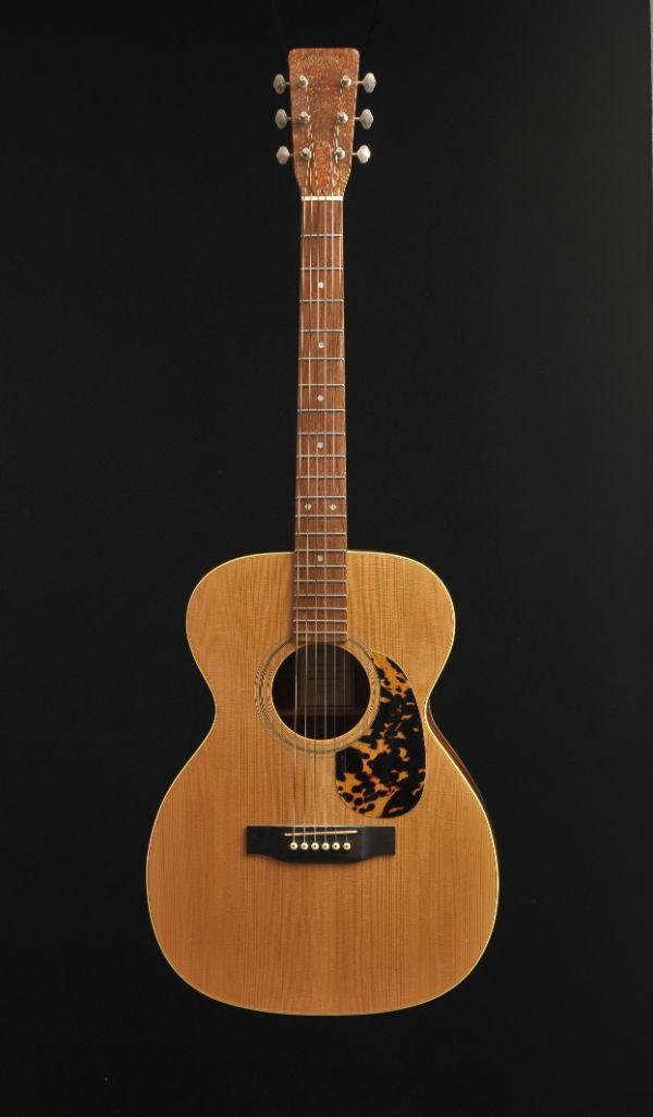 Mahogany Auditorium Wout Bosma guitars De Luthiers Dordrecht