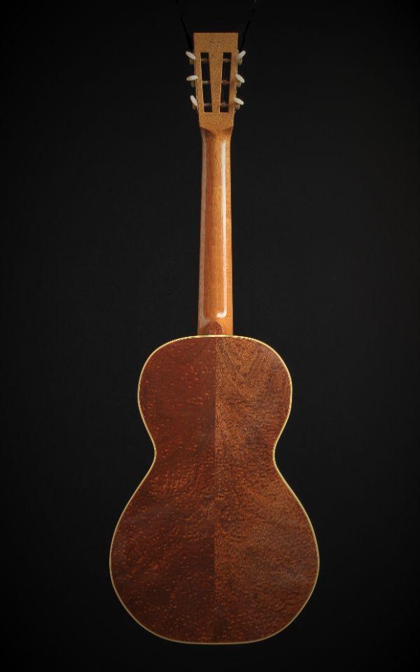 mahogany parlor Wout Bosma guitars De Luthiers Dordrecht (4)