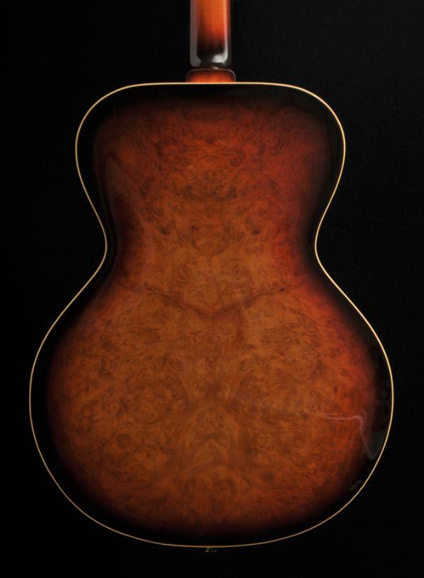 Laminated Myrthe Bosma jazz Guitar Dordrecht