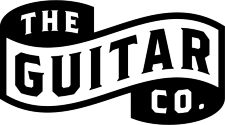 The Guitar Company logo klein